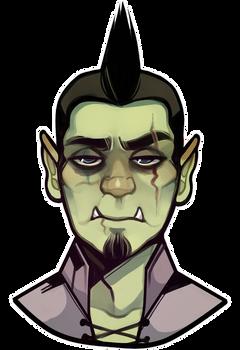 Grump [Commission]