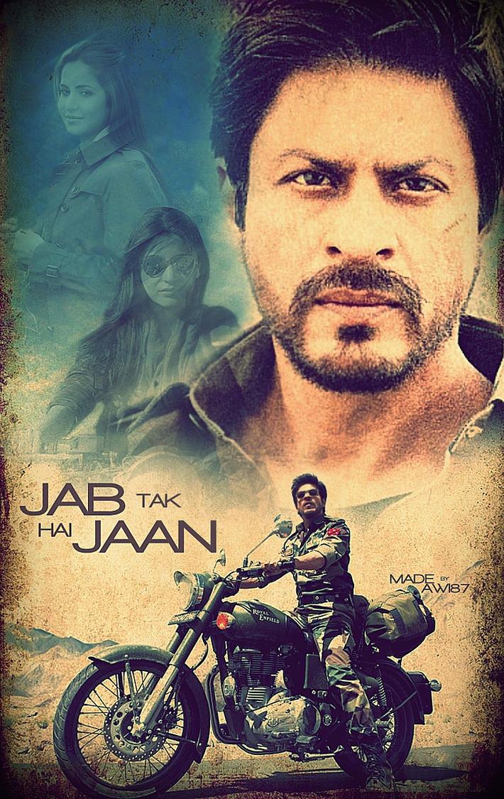 Jab Tak Hai Jaan by Awi87  Jab Tak Hai Jaan Poster