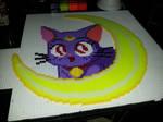 Moon Cat Diana