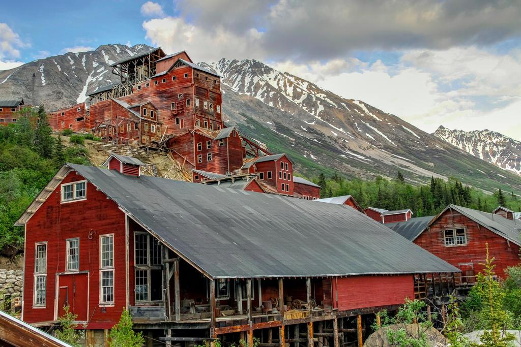 Kennecott Mine by CMiner1