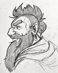 Dwarf portrait