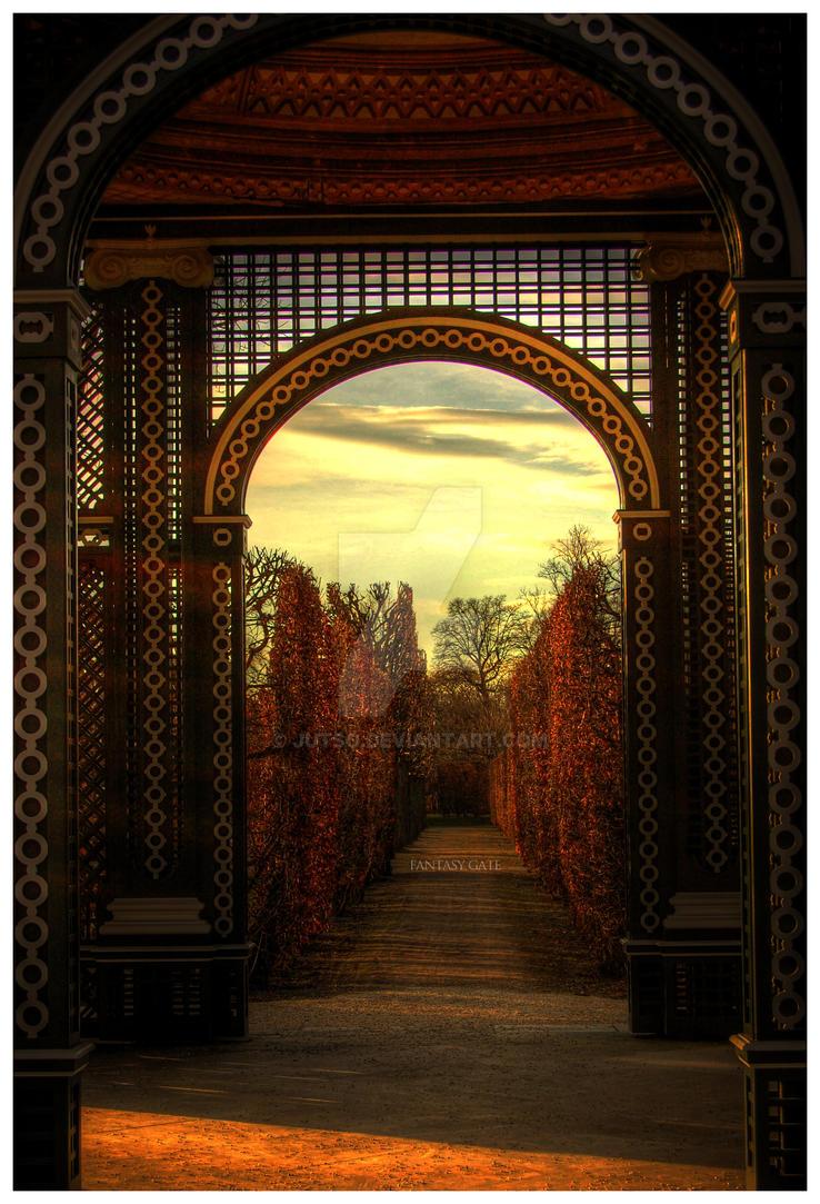 Fantasy Gate by jutSo