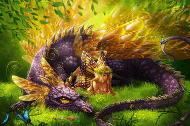 Fan Art - Heroes of Might and Magic by Tira-Owl