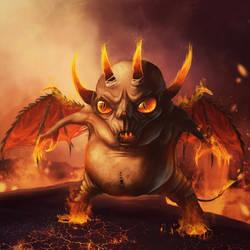 Very evil imp