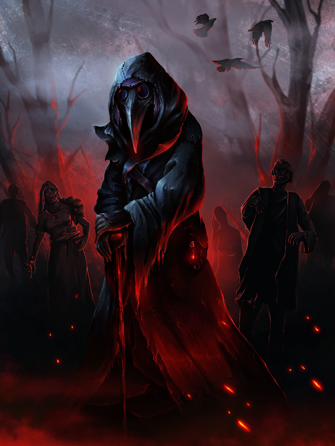 Plague by Tira-Owl