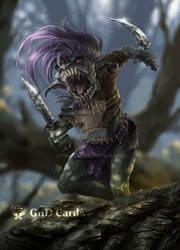 Goblin by Tira-Owl