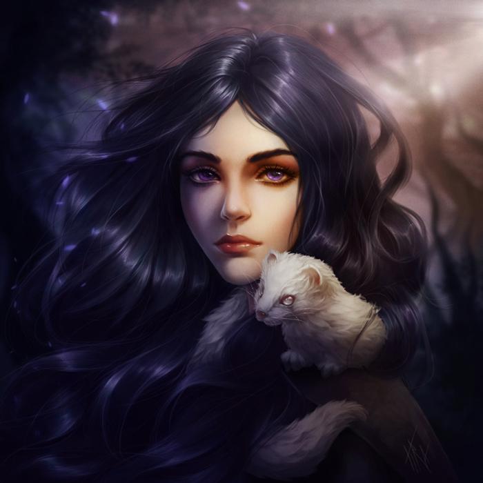 Kaila by Tira-Owl