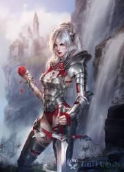 Knight by Tira-Owl