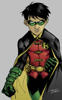 M I A Robin By Kidnotorious