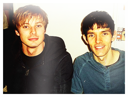 bradley james -colin morgan by KIMIA201050 on DeviantArt