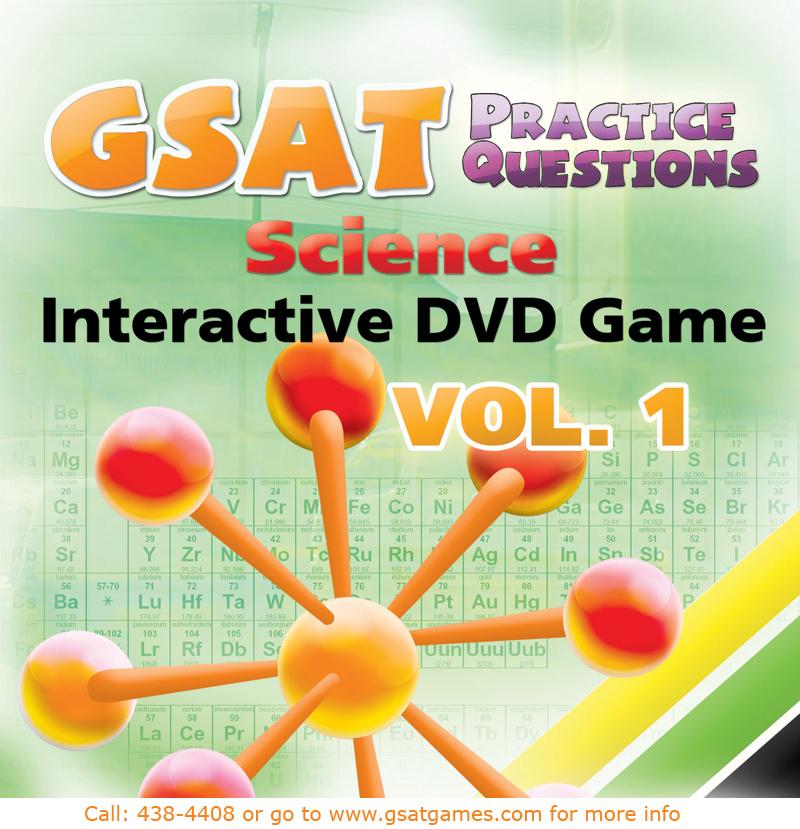 GSAT GAMES SCIENCE by kamal98