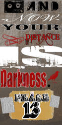 Distance Is Darkness by Phase13