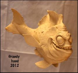 Fishy fishy better shot by RandyHand