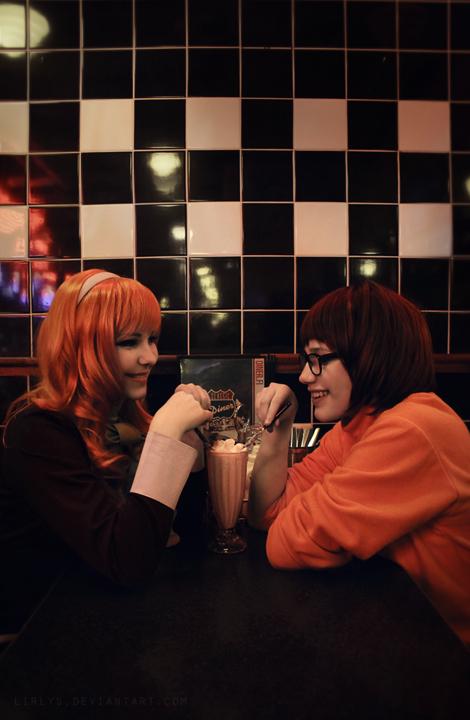 Milkshakes by Lirlys