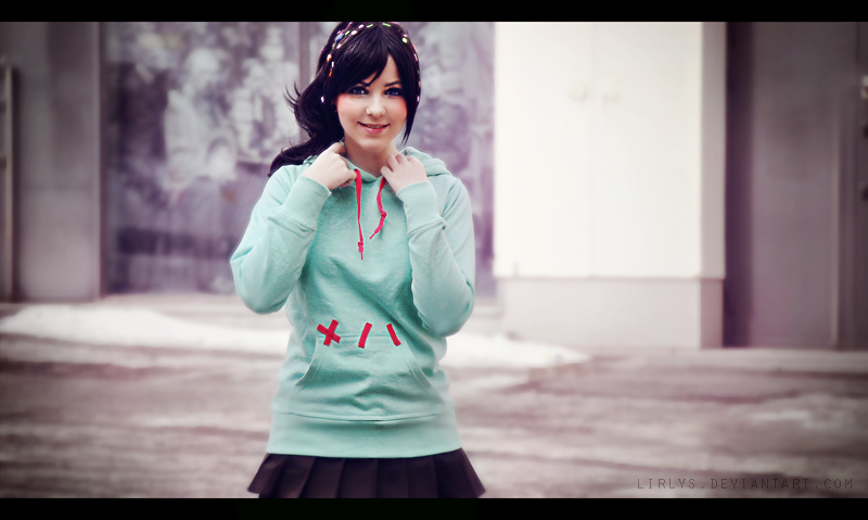 Vanellope by Lirlys