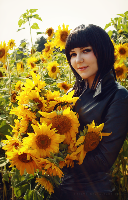 Sunflowers by Lirlys