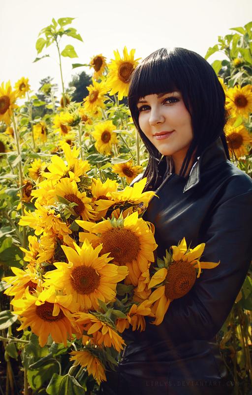 Sunflowers by Lirlys