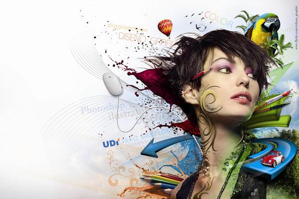 design collage by wilson-naraku