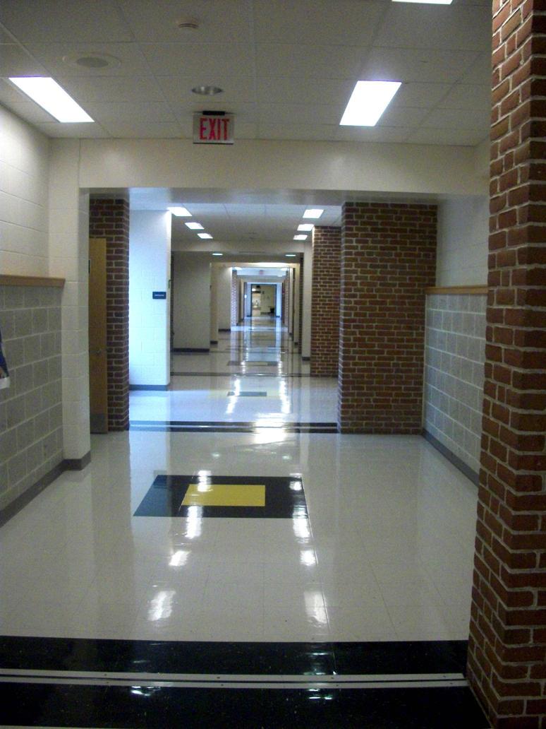 Crowded High School Hallways Tumblr High School Hallway by