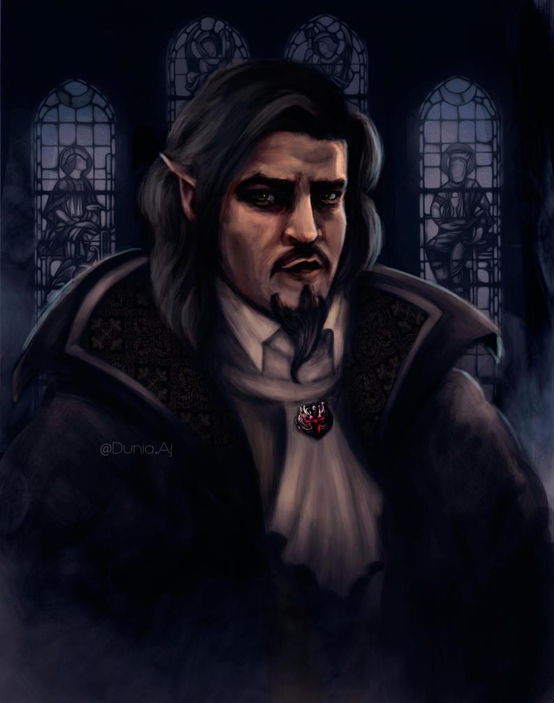 Dracula by DuniaDno2