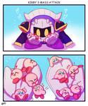 Kirby's Tiny Mass Attack