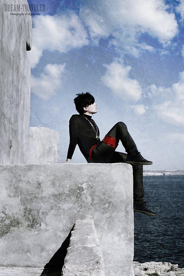 Kamui Shirou from Tokyo Revelations TRC by chryzolit