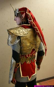 Magic Armor Back