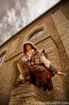 Ezio Auditore cosplay