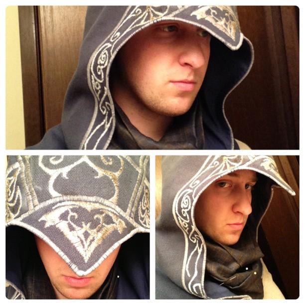 ACR Ezio Hood finished by Forcebewitya