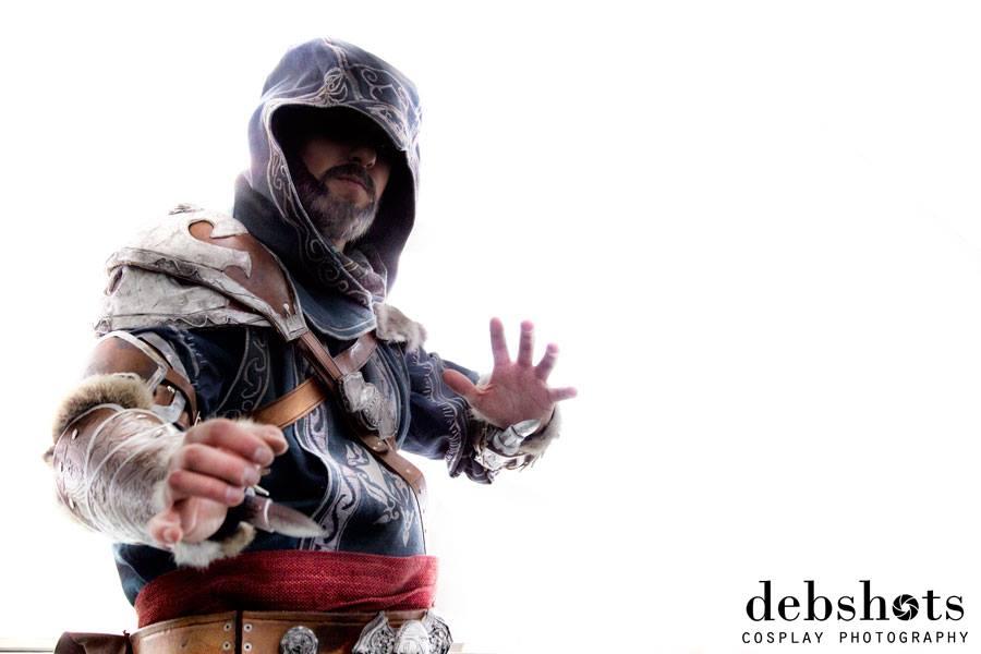 Old man Ezio by Forcebewitya