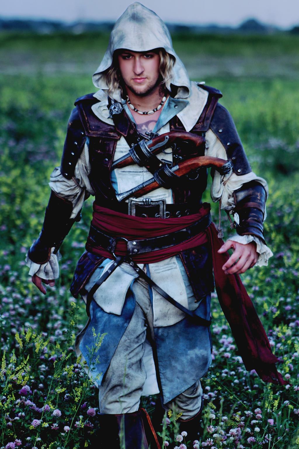 Edward Kenway Debut by Forcebewitya