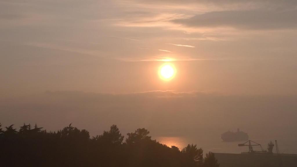 Sunrise by SilverWolfi