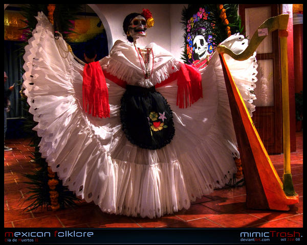 Mexican Folklore - DM II by Hispanart