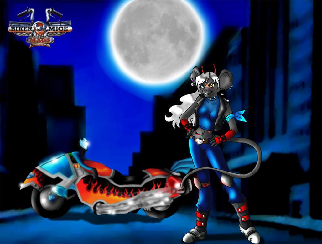 Night for Biker mice from Mars by Hispanart on deviantART
