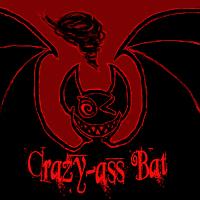 Crazy-ass Bat icon by KuroRyu-chan