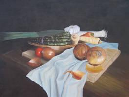 Vegetable by Galatea-LE