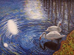 Swans by Galatea-LE