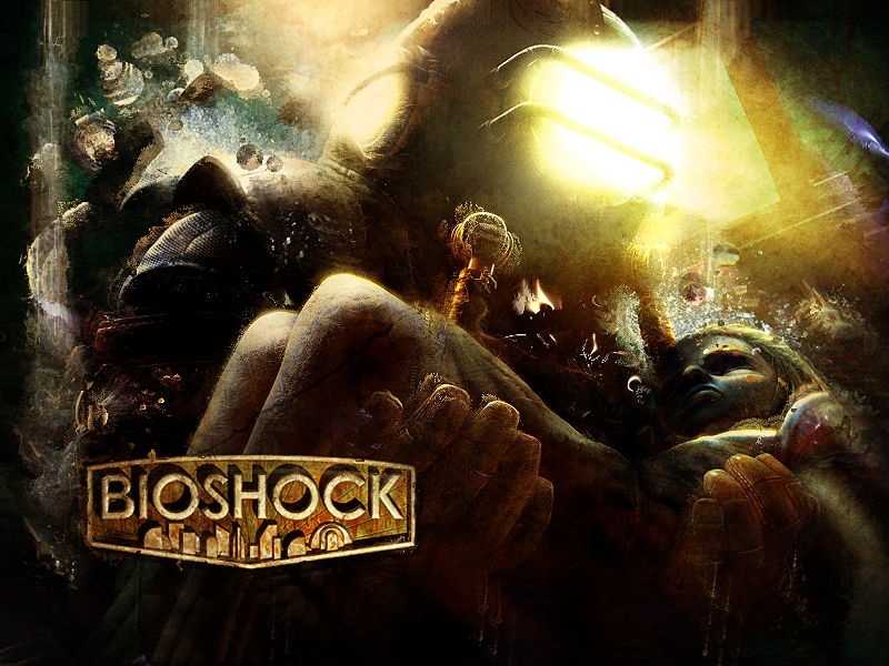 Bioshock by ps3954