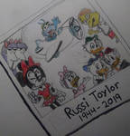 To Russi Taylor