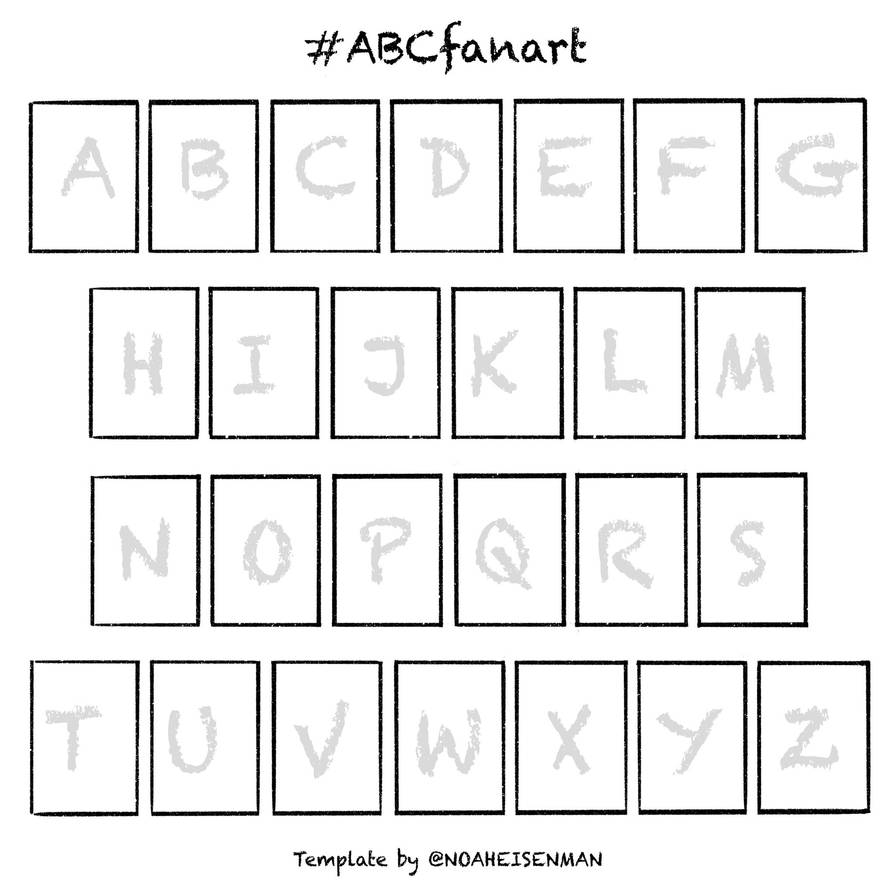 Any Requests for #ABCFanart