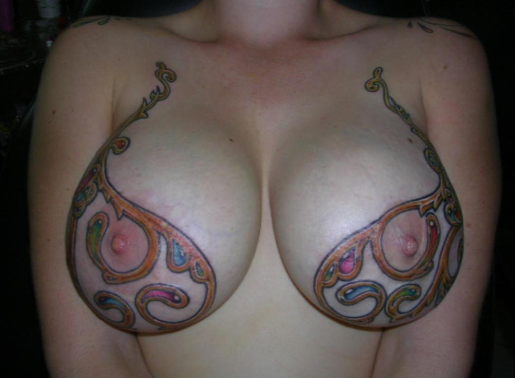 Bra Tattoo