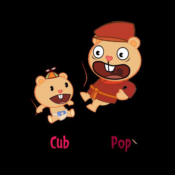 Pop Cub By Cubpop On Deviantart