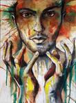 Alpha (self portrait)
