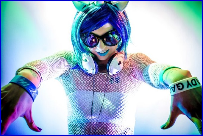 I Shall Drop The Bass Only Once by SequinSuperNOVA