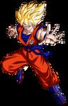 Alternativo Goku Ssj ( By Koku78 )