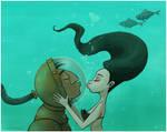 Fishy Kiss