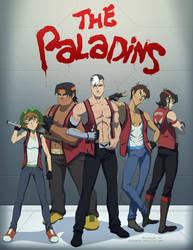 The Paladins by Alamus