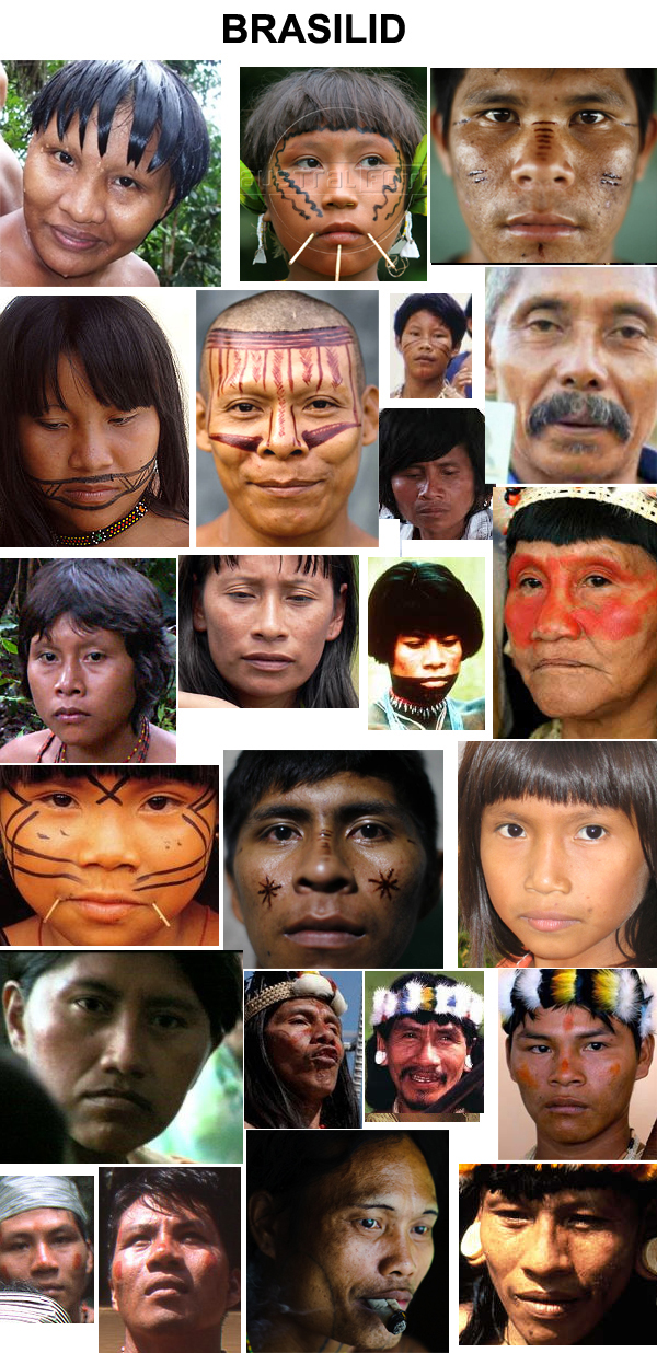 Fenotipos de los amerindios Brasil_by_jhda-d4c8lqc