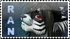 Ran stamp by SHAKUMl