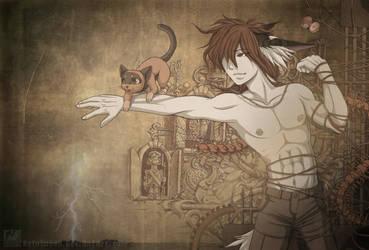 Warrior of apocalypse by SHAKUMl